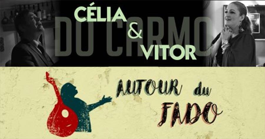 5 Avril 2018 Autour du Fado – Celia & Vitor do Carmo – 🗓