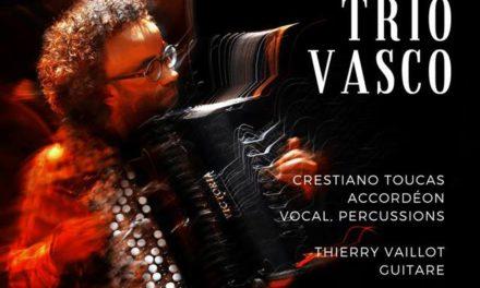 9 MAI Crestiano Toucas Trio Vasco au Jazz Café Montparnasse 🗓 🗺