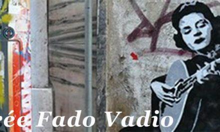 15 MARS 2018 Soirée Fado Vadio 🗓
