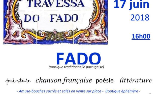 Les rencontres mensuelles de Gaivota – Fado  – Juin