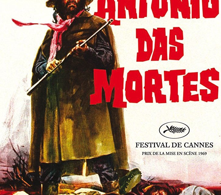 Antônio das Mortes – La Cinémathèque française 🗓 🗺