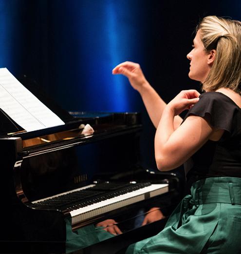 Concert de piano de Luísa Tender 🗓 🗺