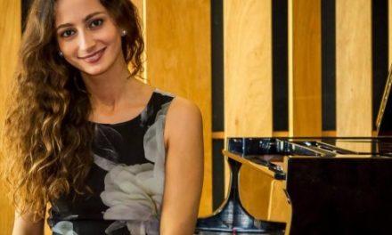 Concert de piano de Sara Vaz 🗓 🗺