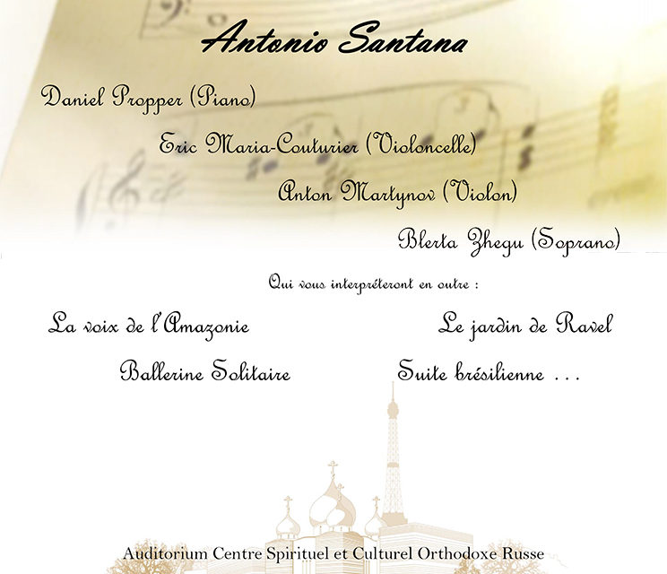 Concert Antonio Santana 🗓 🗺
