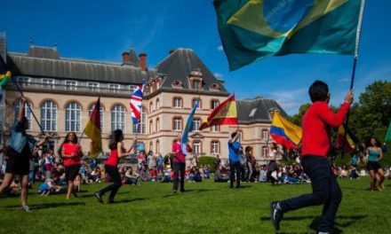 Barbecue des voisins – Cité internationale 🗓 🗺