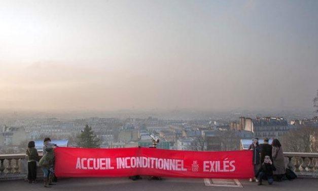 «Accueillir les exilés, hier et aujourd'hui» 🗓 🗺