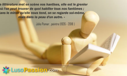 Julio Pomar – La littérature