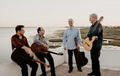 Quatuor de guitares Concordis 🗓 🗺