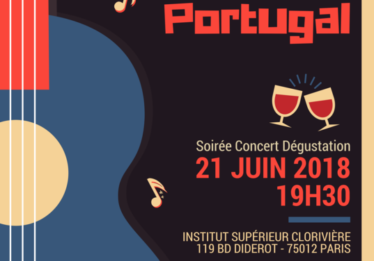 Fête de la musique : Musiques de Fado et Vins du Portugal 🗓 🗺
