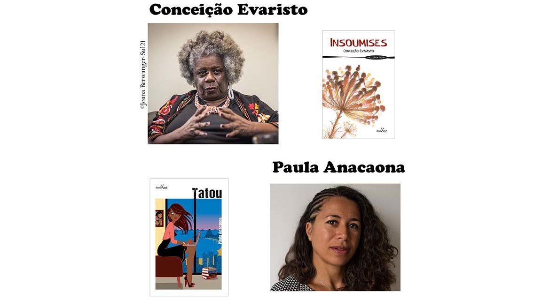 Pour une diversité dans la littérature avecConceição EvaristoetPaula Anacaona 🗓 🗺