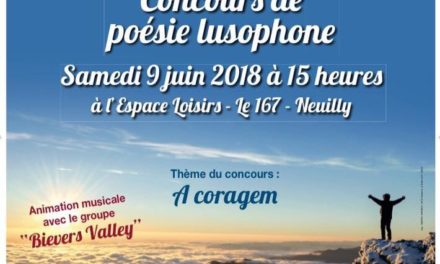 21ème concours de poésie lusophone 🗓 🗺