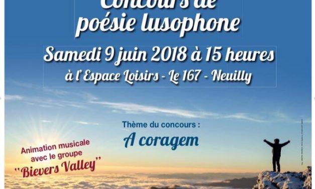 21ème concours de poésie lusophone