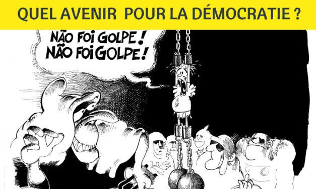 Deux ans de coup d'État au Brésil. Quel avenir pour la démocratie? 🗓 🗺