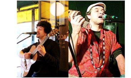 Samba avec Beno et Tommy 🗓 🗺