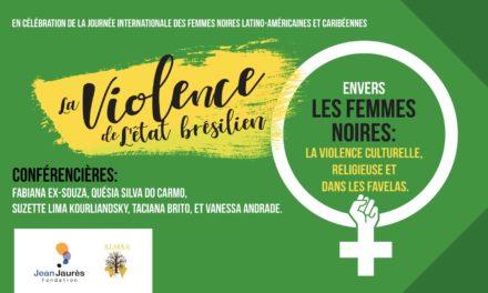 La violence de l'État brésilien envers les femmes noires 🗓 🗺