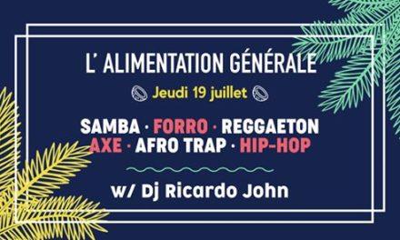 DJ Ricardo John : Forro, Samba, Axé, Reggaeton , .. 🗓 🗺