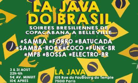 La java do brasil 🗓 🗺