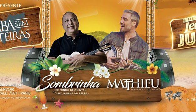 Samba sem Fronteiras – Sombrinha(BR) + Matthieu
