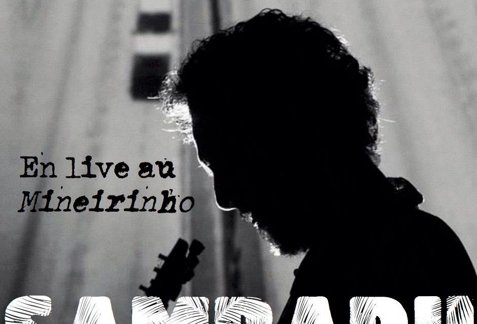 Sambadu en live au Mineirinho 🗓 🗺