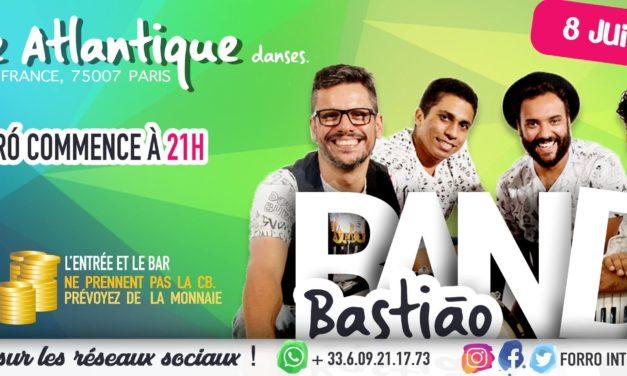 Concert TRIO Bastião + Forro 🗓 🗺