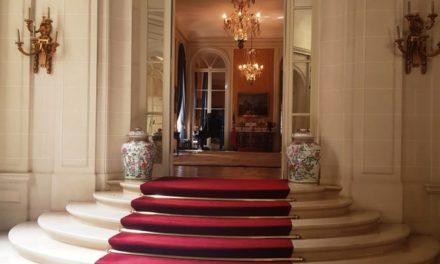 Journées européennes du Patrimoine : Ambassade du Portugal 🗓 🗺
