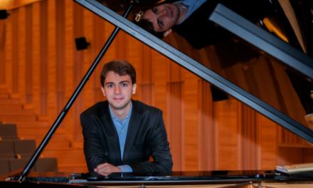 Journées européennes du patrimoine.<br> Récital de piano de Bernardo Santos 🗓 🗺