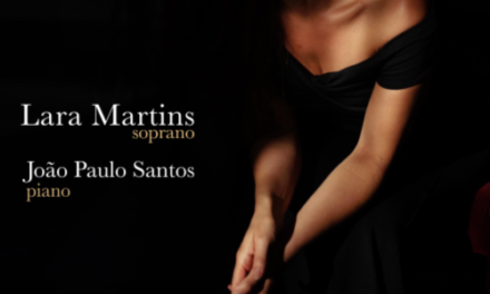Récital de chant et piano : Lara Martins  et João Paulo Santos