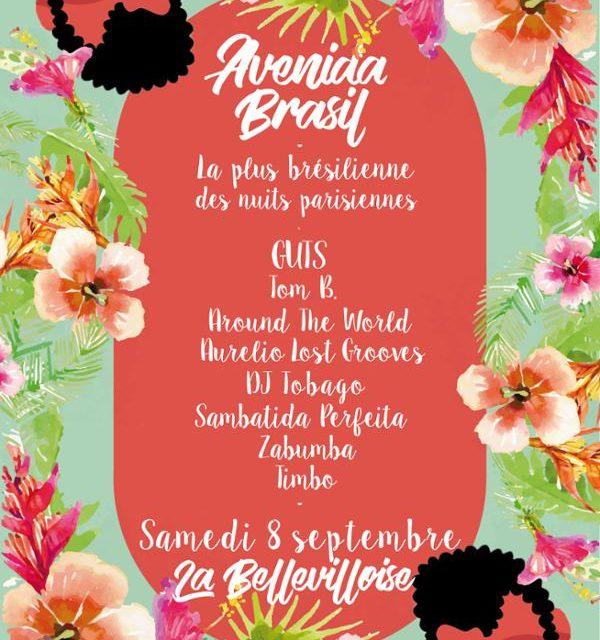 Avenida Brasil : l'été n'est pas fini ! 🗓 🗺