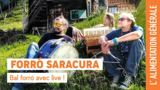 Bal Forró Saracura 🗓 🗺