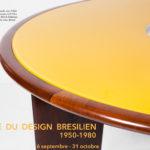 Modernité du design brésilien de 1950 à 1980