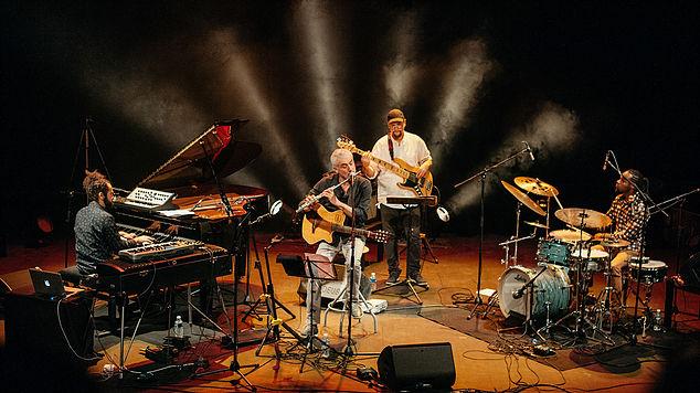 Festival Jazz sur Seine<br> Marcos D. Project 🗓 🗺