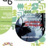 Rencontre littéraire :  Guiomar de Grammont – Les ombres de L'Araguaia